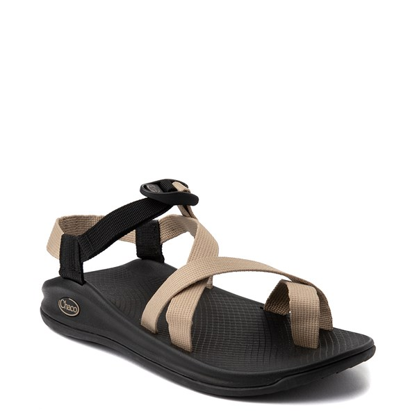 alternate view Mens Chaco Z/Boulder 2 Sandal - KhakiALT1