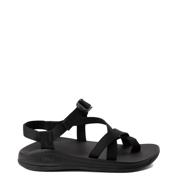Main view of Mens Chaco Z/Boulder 2 Sandal - Black