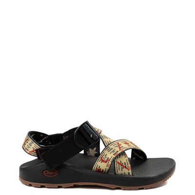 Main view of Mens Chaco Mega Z/Cloud Woodstock Sandal