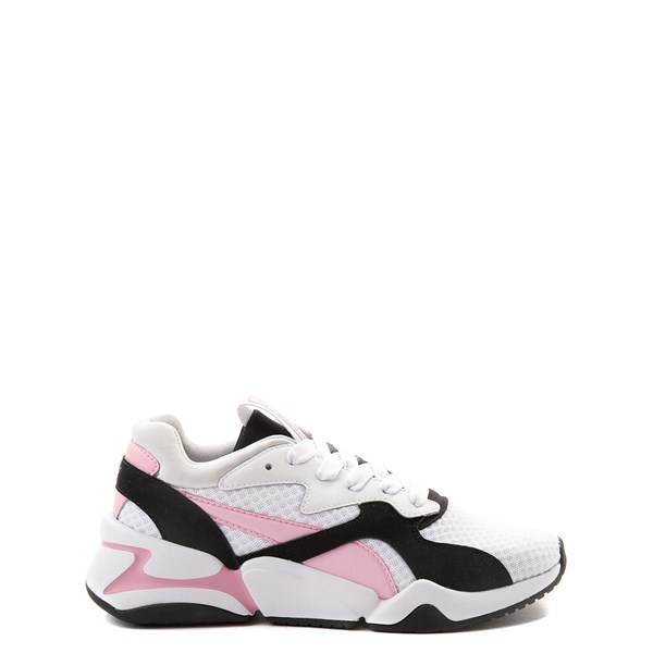 Default view of Puma Nova '90s Athletic Shoe - Little Kid