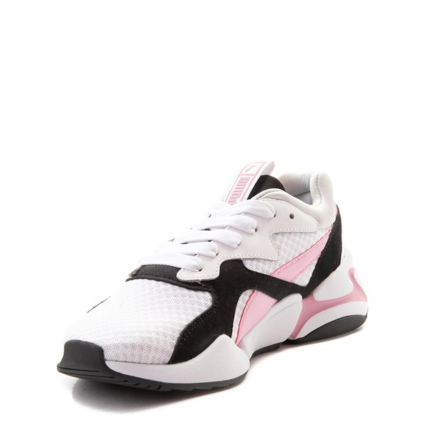 alternate view Puma Nova '90s Athletic Shoe - Little KidALT3