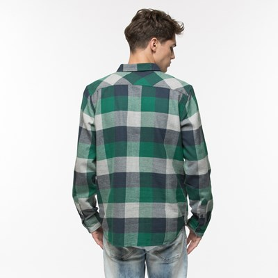 Alternate view of Mens Vans Box Flannel Shirt