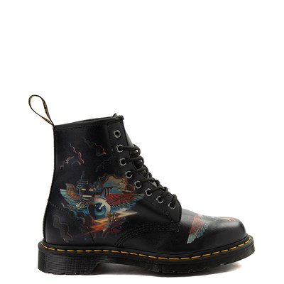 Main view of Dr. Martens 1460 Rick Griffin Eye Boot
