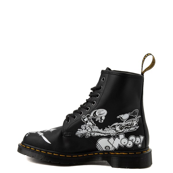 alternate view Dr. Martens 1460 Rick Griffin BootALT1