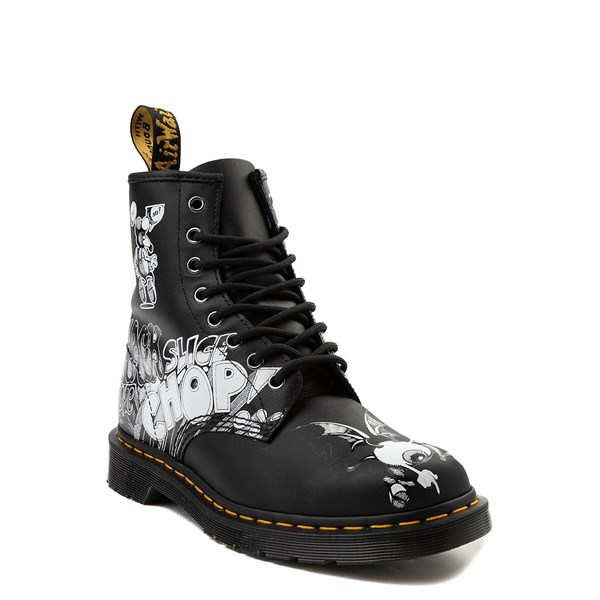 alternate view Dr. Martens 1460 Rick Griffin BootALT1B