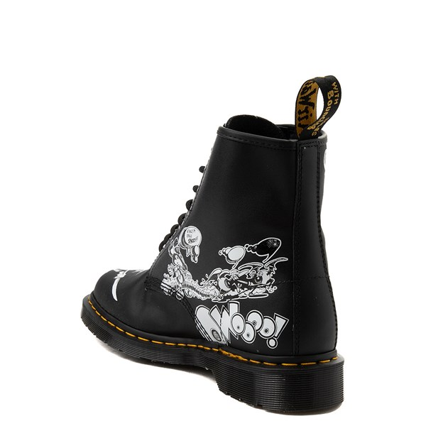 alternate view Dr. Martens 1460 Rick Griffin BootALT2
