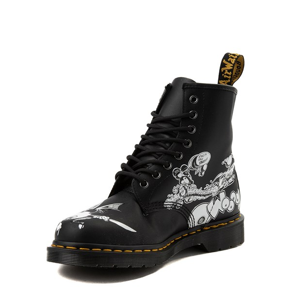 alternate view Dr. Martens 1460 Rick Griffin BootALT3
