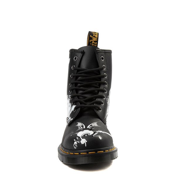 alternate view Dr. Martens 1460 Rick Griffin BootALT4