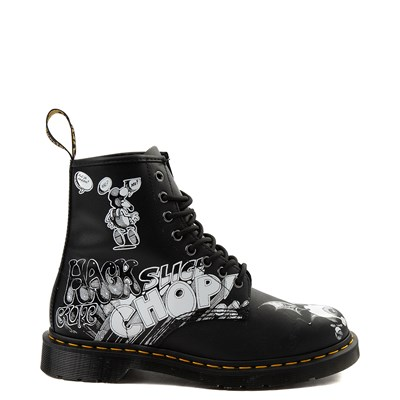 Main view of Dr. Martens 1460 Rick Griffin Boot