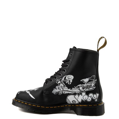 Alternate view of Dr. Martens 1460 Rick Griffin Boot