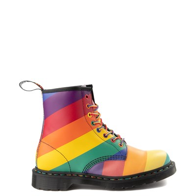 Main view of Dr. Martens 1460 8-Eye Pride Boot