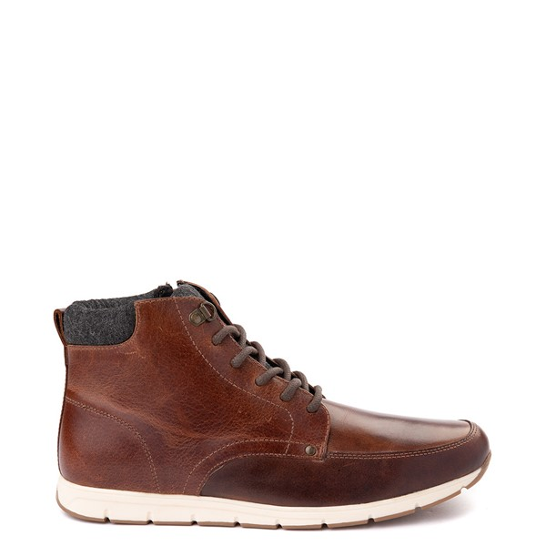 Mens Crevo Stanmoore Casual Shoe - Chestnut
