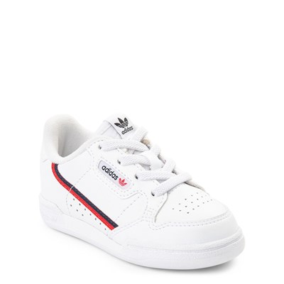 Alternate view of adidas Continental 80 Athletic Shoe - Baby / Toddler