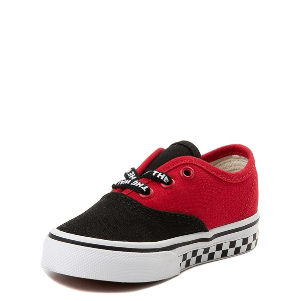 alternate view Vans Authentic Logo Pop Skate Shoe - Baby / ToddlerALT3