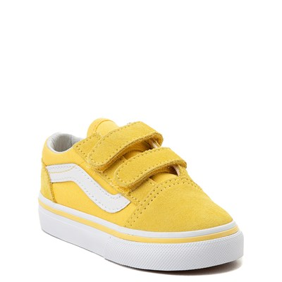 851758fcff ... Alternate view of Vans Old Skool V Skate Shoe - Baby   Toddler ...