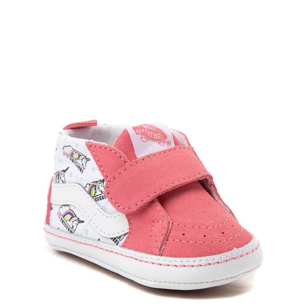 1e81c08021d Vans Sk8 Hi V Unicorn Skate Shoe - Baby