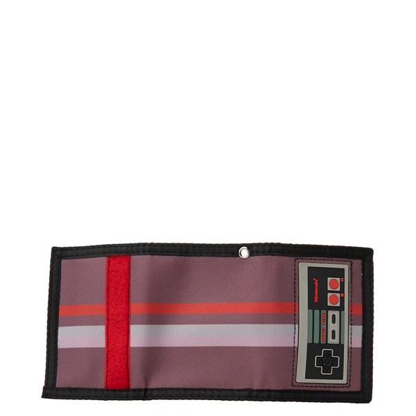 alternate view Nintendo Controller Tri-Fold WalletALT2