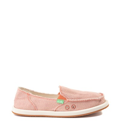 Main view of Womens Sanuk Donna Hemp Slip On Casual Shoe