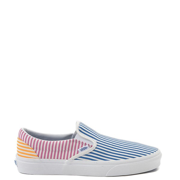 Vans Slip On Deck Club Skate Shoe - Multi