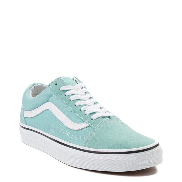 Alternate view of Vans Old Skool Skate Shoe - Aqua Haze