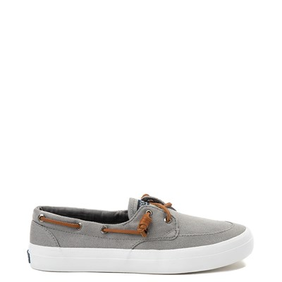 Main view of Womens Sperry Top-Sider Crest Boat Shoe - Gray
