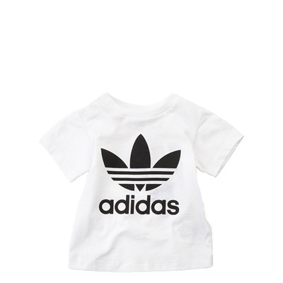 Main view of adidas Trefoil Tee - Baby