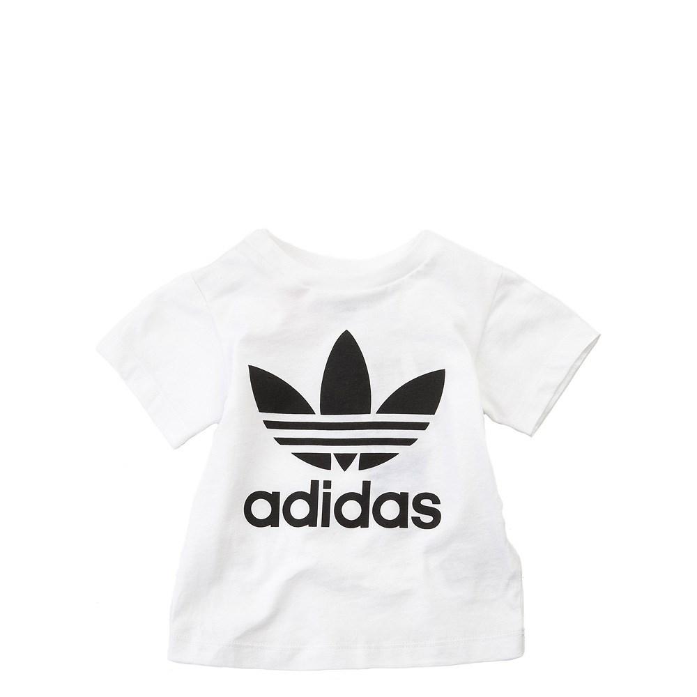 adidas Trefoil Tee - Baby - White