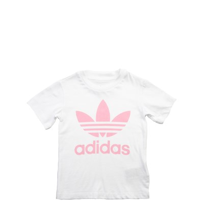 Alternate view of adidas Short Set - Girls Toddler