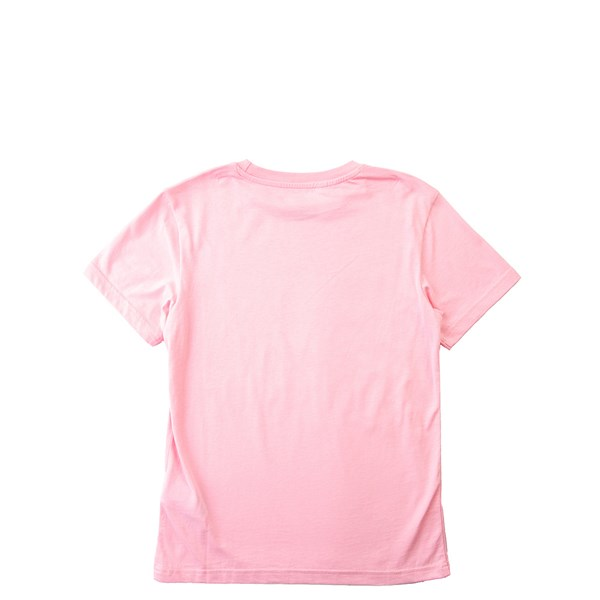 alternate view adidas Trefoil Tee - Girls Little KidALT1