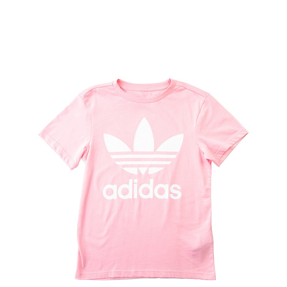 adidas Trefoil Tee - Girls Little Kid