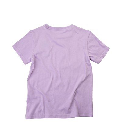 Alternate view of adidas Trefoil Logo Tee - Girls Little Kid