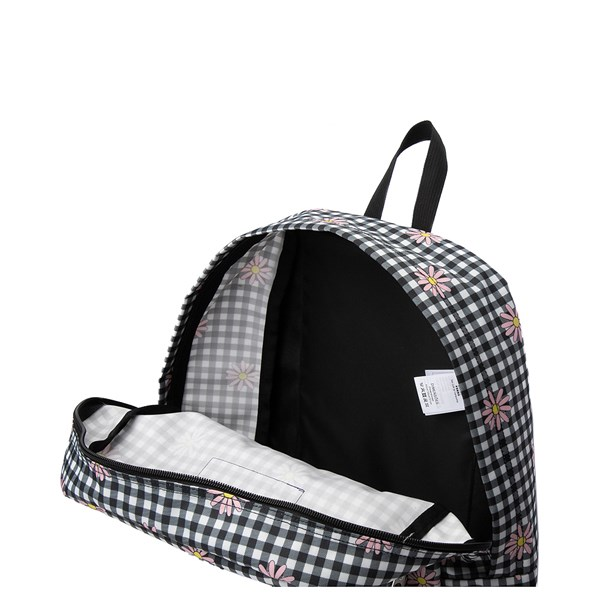 alternate view JanSport Superbreak Gingham Daisy BackpackALT3