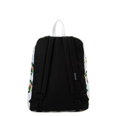 Alternate view of JanSport Superbreak Orange Blossom Backpack