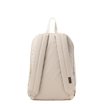 Alternate view of JanSport Baughman Playful Stripes Backpack - Cream / Multi