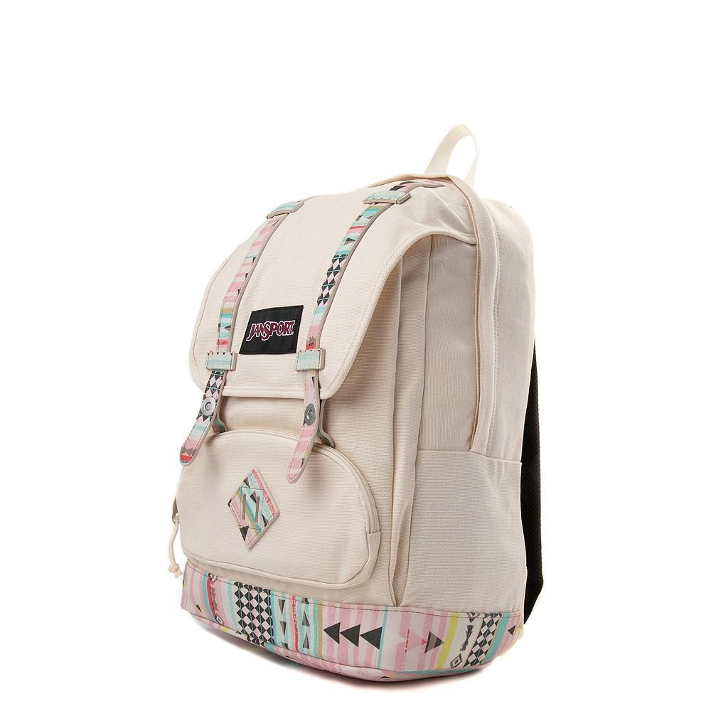 JanSport Baughman Playful Stripes Backpack   Journeys