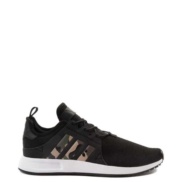 Mens adidas X_PLR Athletic Shoe - Black / Camo