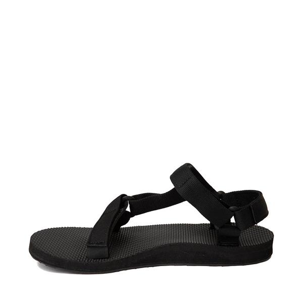 alternate view Womens Teva Original Universal Sandal - BlackALT1