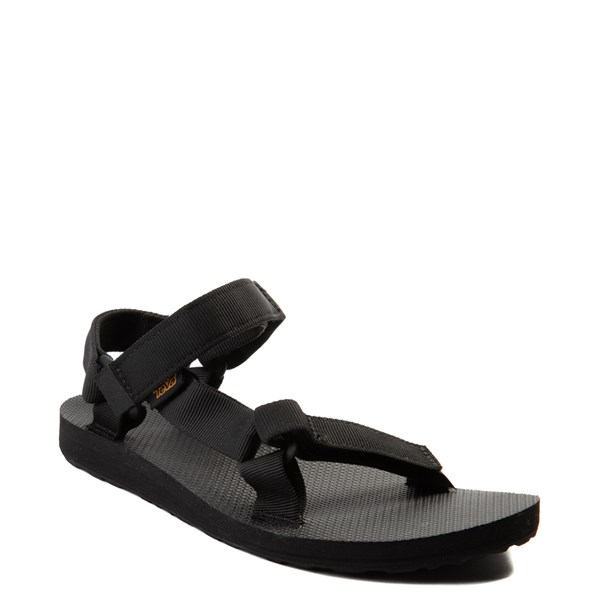 alternate view Womens Teva Original Universal Sandal - BlackALT1