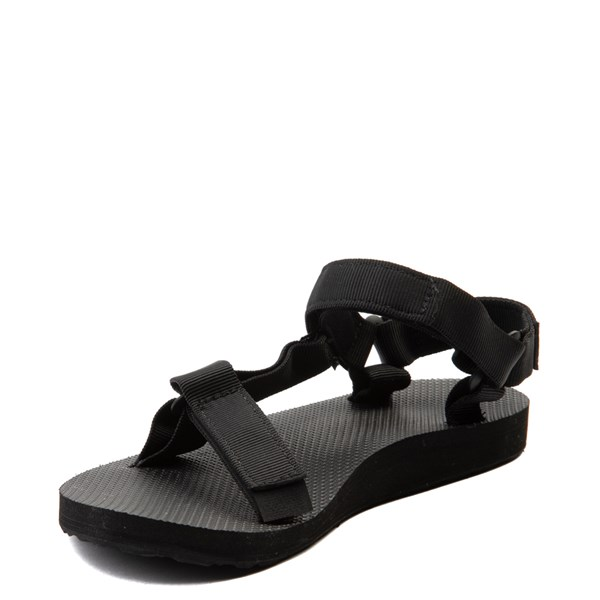alternate view Womens Teva Original Universal Sandal - BlackALT3