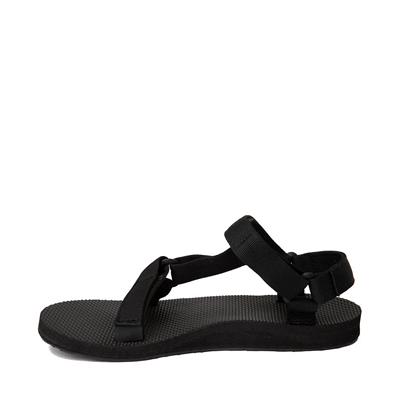Alternate view of Womens Teva Original Universal Sandal - Black