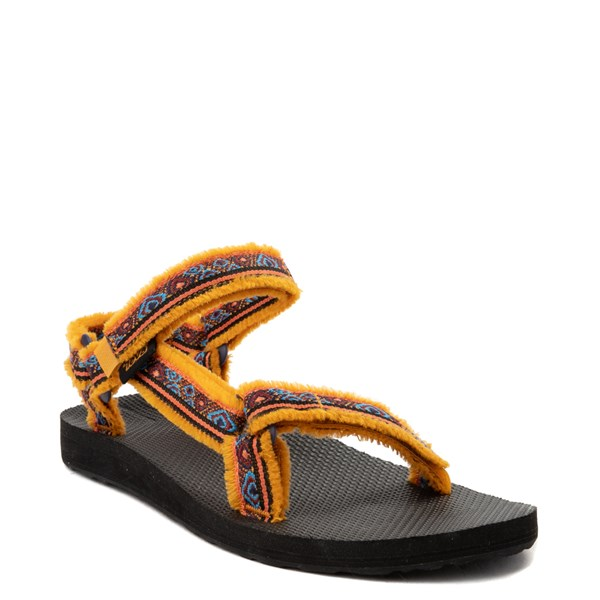 alternate view Womens Teva Original Universal Maressa Sandal - YellowALT1