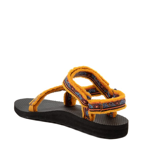 alternate view Womens Teva Original Universal Maressa Sandal - YellowALT2
