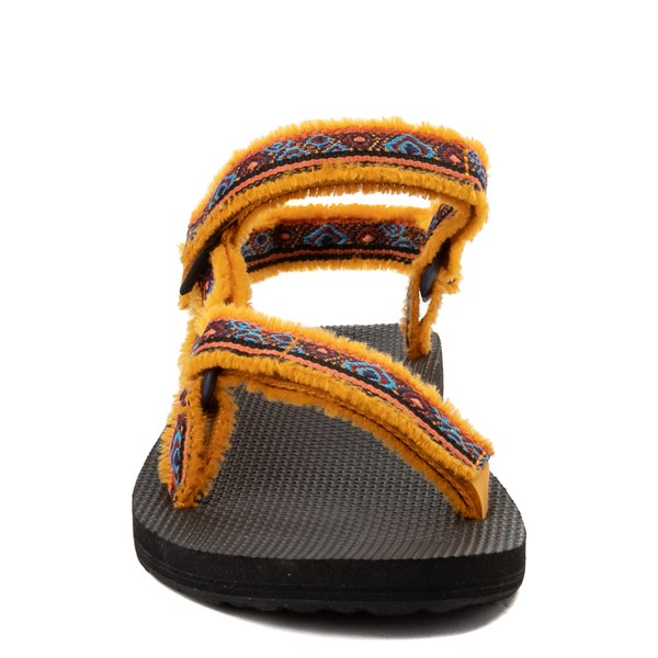 alternate view Womens Teva Original Universal Maressa Sandal - YellowALT4