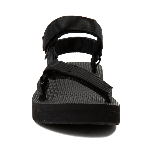 alternate view Womens Teva Midform Universal Sandal - BlackALT4
