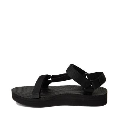 Alternate view of Womens Teva Midform Universal Sandal - Black