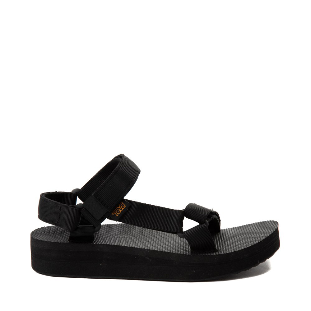 Womens Teva Midform Universal Sandal - Black