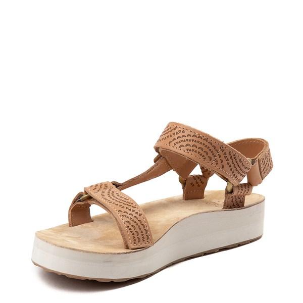 alternate view Womens Teva Midform Universal Geometric SandalALT3