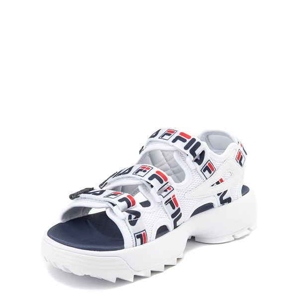 alternate view Fila Disruptor Sandal - Little Kid / Big KidALT3