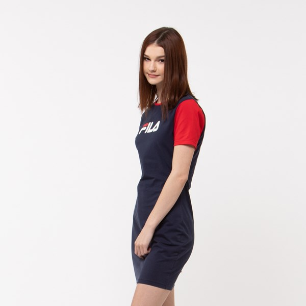 alternate view Womens Fila Roslyn Fitted DressALT2