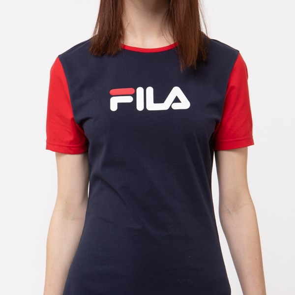 alternate view Womens Fila Roslyn Fitted DressALT4